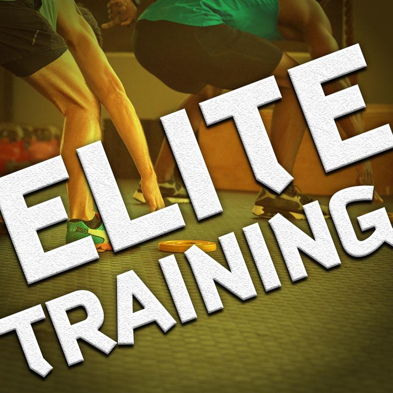 GR Elite Training: Fitness 2000