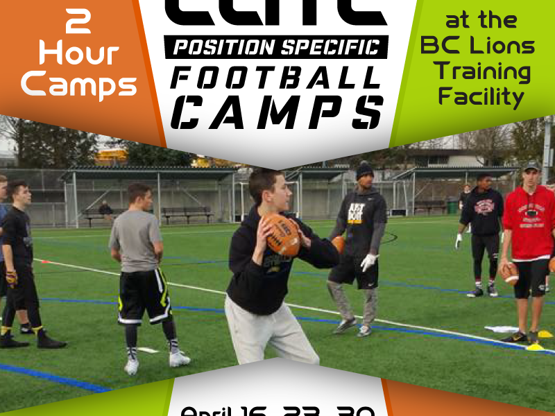 Elite Position Camps flyer