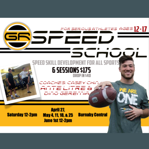 Speed-School-Spring-2019